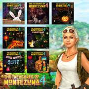 The Treasures of Montezuma 4 Holiday Bundle