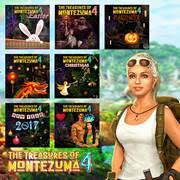 The Treasures of Montezuma 4 Holiday Bundle