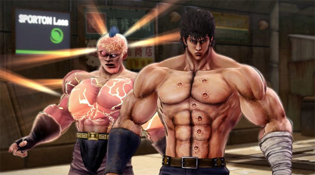 avis fist of the north star lost paradise