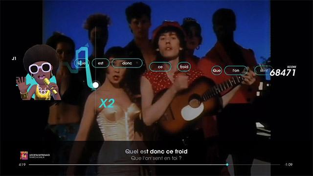avis playstation 4 let's sing 2019 hits francais