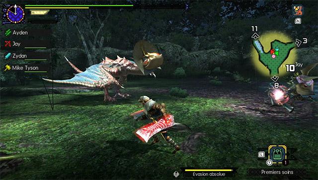 avis test monster hunter generations ultimate
