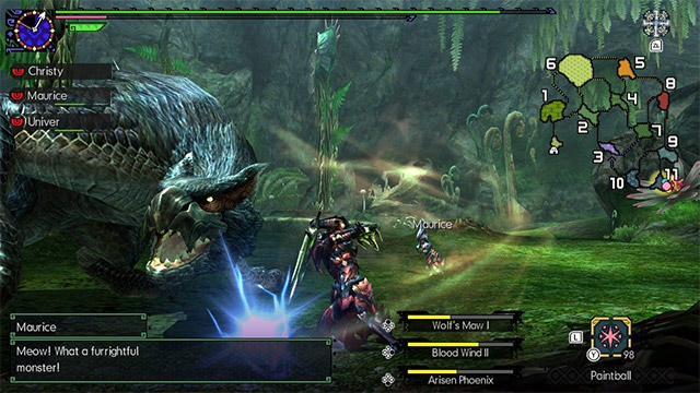 monster hunter generations ultimate avis nintendo switch