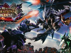 test monster hunter generations ultimate nintendo switch