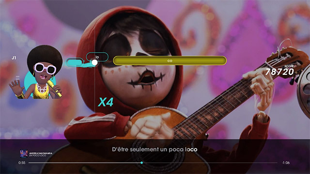 test playstation 4 let's sing 2019 hit francais
