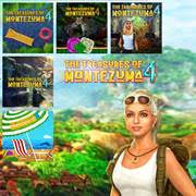The Treasures of Montezuma 4 & Themes