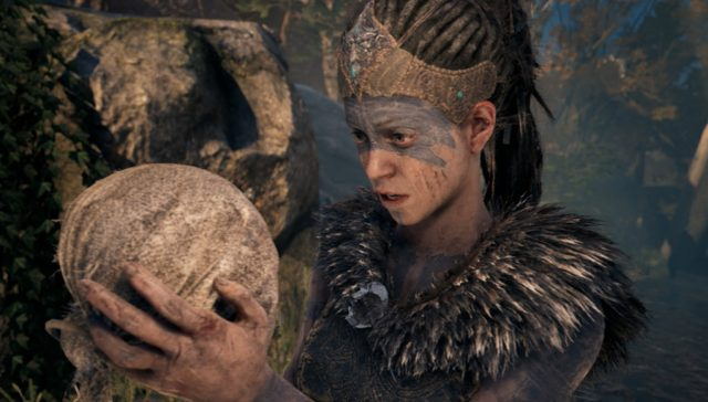 test hellblade senua sacrifice xbox one x