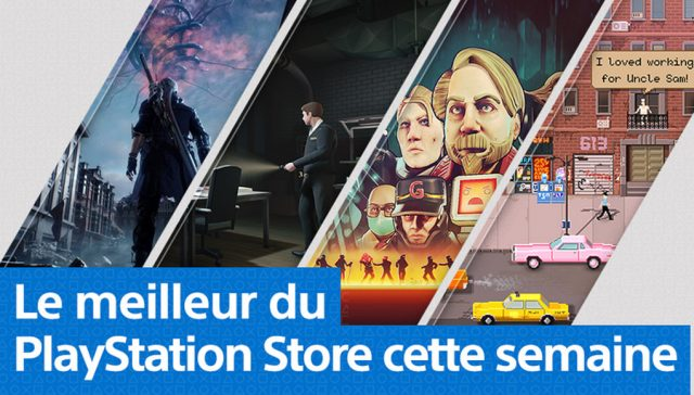 ps store 4 mars 2019
