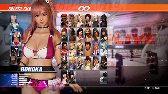avis dead or alive 6 xbox one x