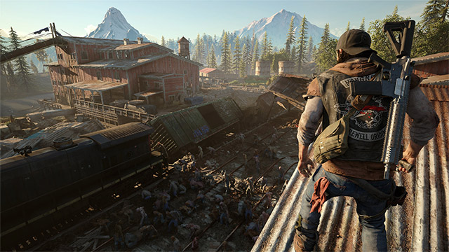avis days gone ps4 pro