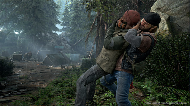 avis ps4 days gone