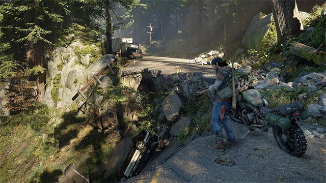 days gone test ps4