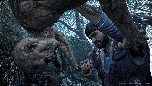 test ps4 days gone