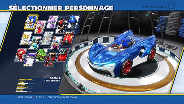 team sonic racing avis playstation 4