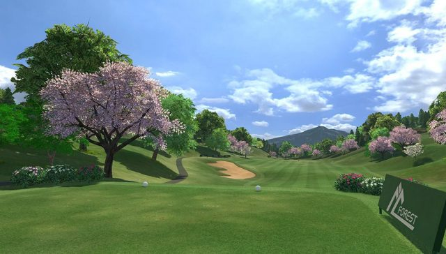 test everybody's golf vr ps4 psvr