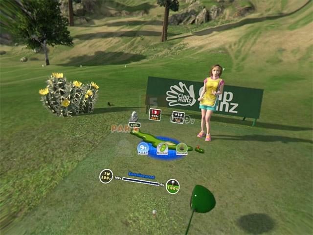 test everybody's golf vr