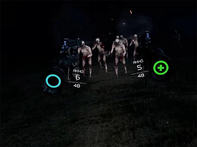 test killing floor incursion psvr