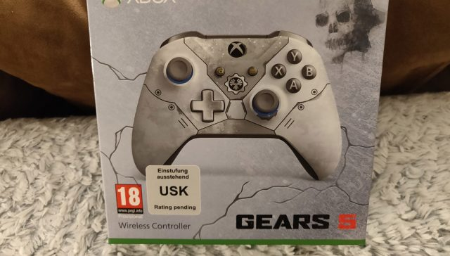achat manette xbox one gears 5